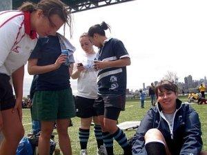 Alumni Game Spring '09 - 04