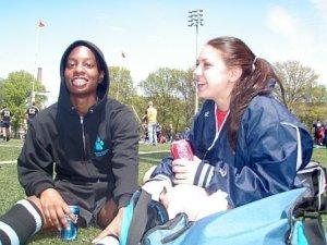 Alumni Game Spring '09 - 06