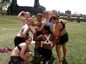 Alumni Game Spring '09 - 11